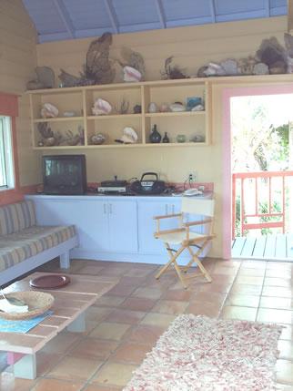 Persies's Deck House Tortola BVI